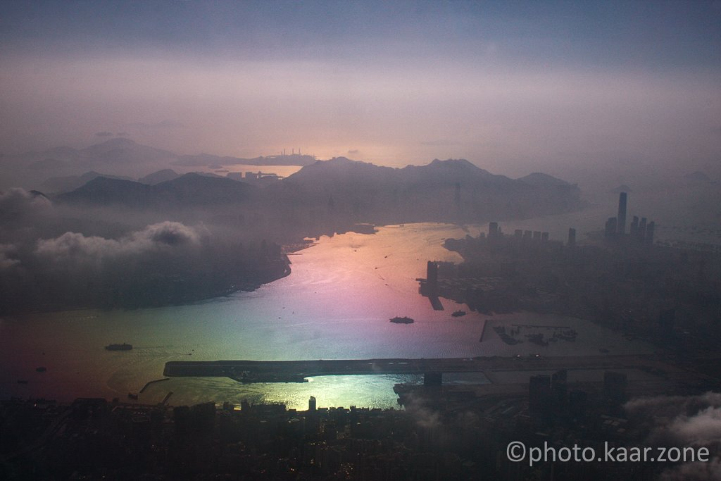 Hong Kong Island / Kai Tak Airport