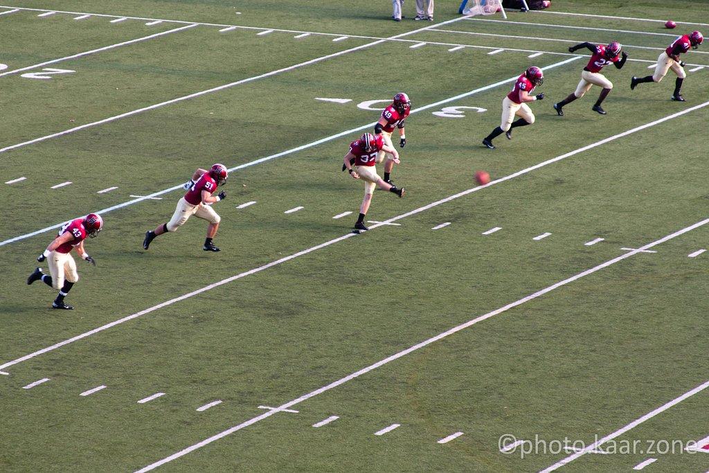 Harvard Kickoff