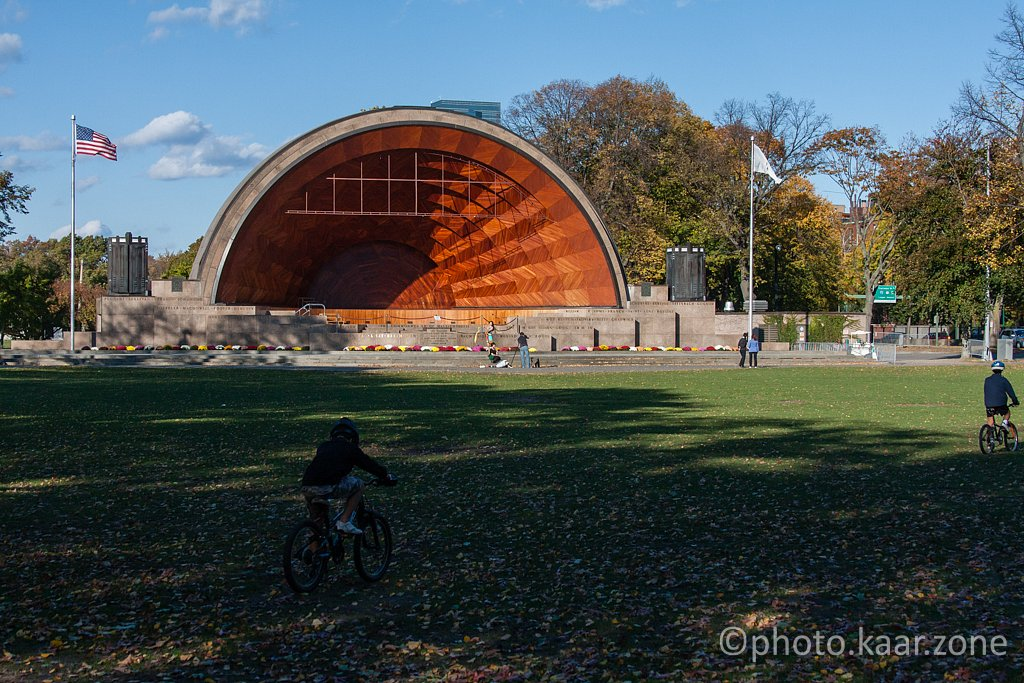 DCR's Hatch Memorial Shell