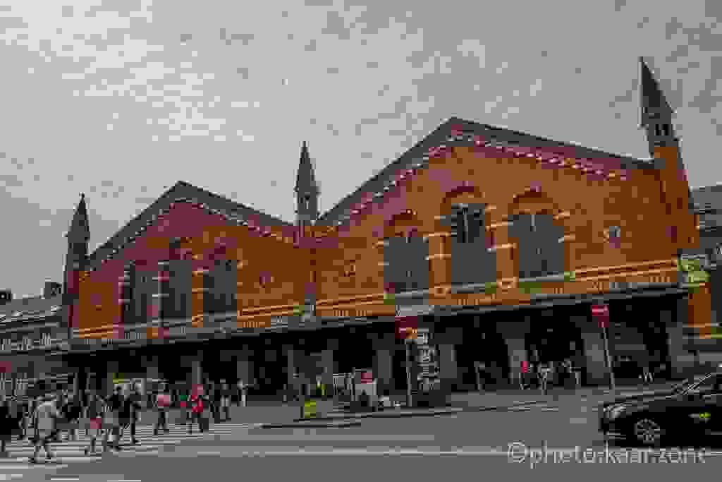 Copenhagen Main Train Station