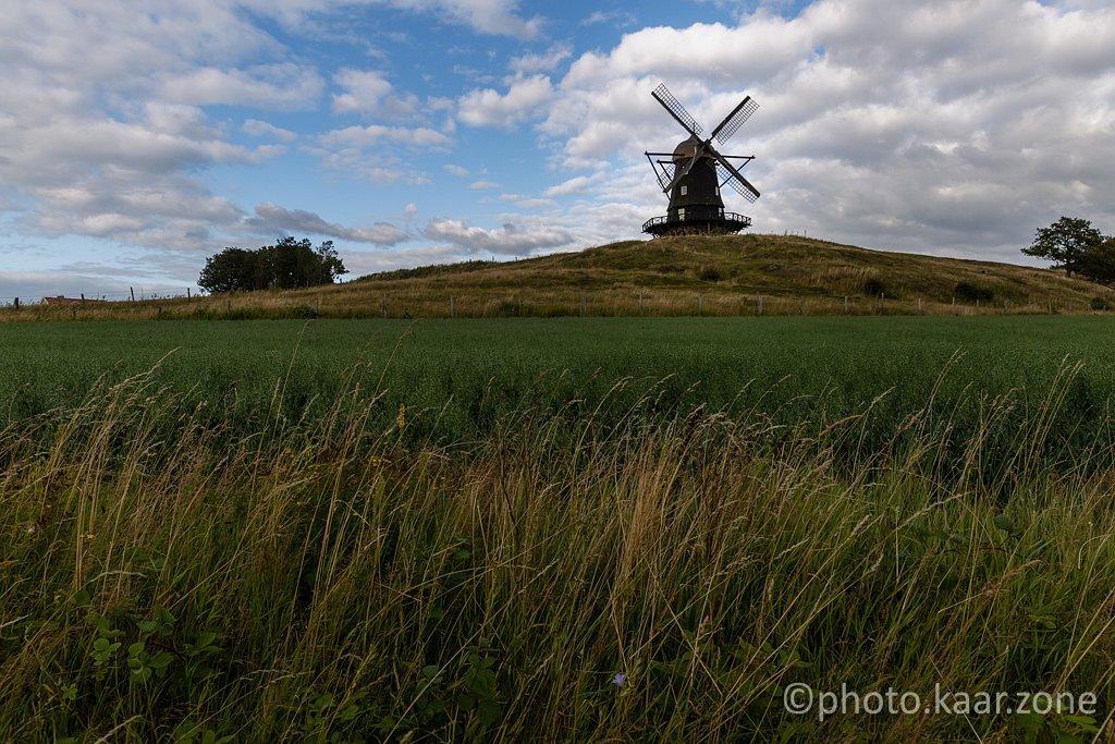Bräcke Mölla or Just Another Windmill