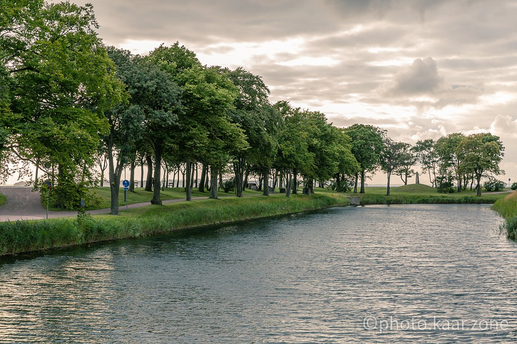 Vallgraven Landskrona Slott