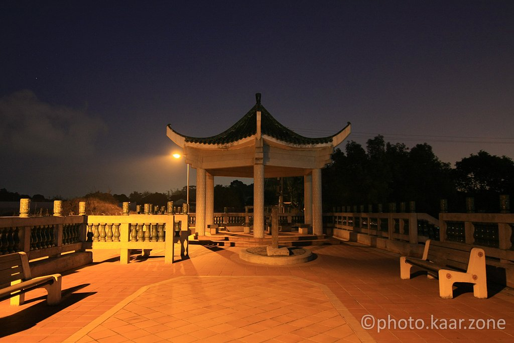 One of countless Chinese Pavilions