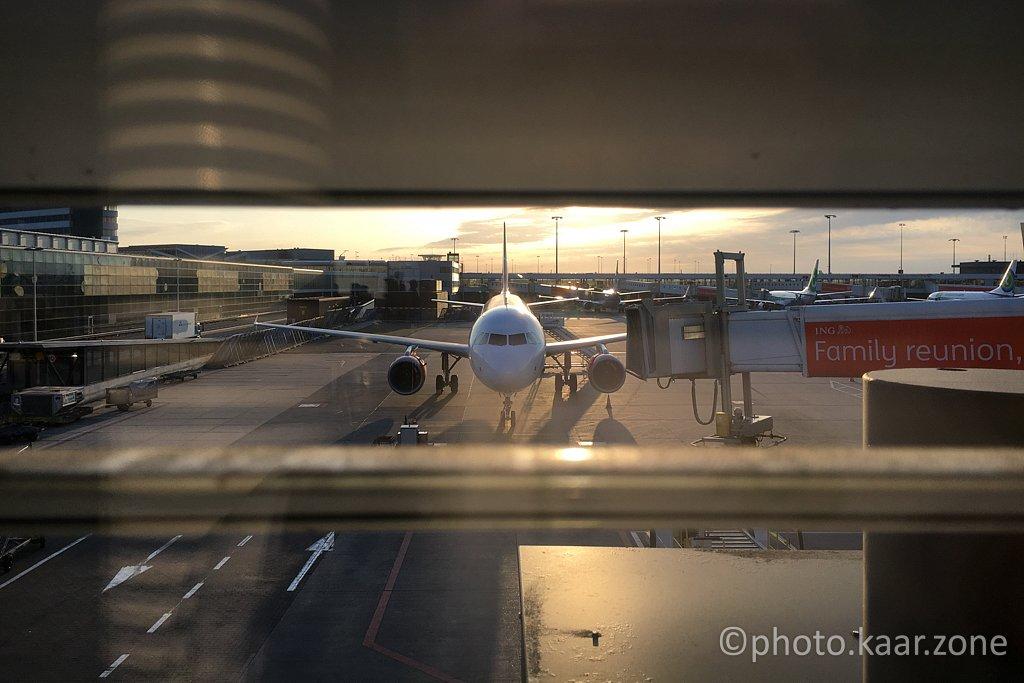 Ready for boarding!